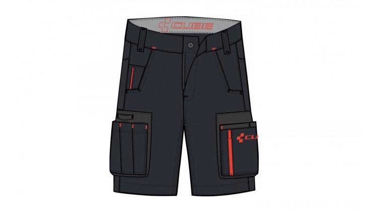 CUBE pracovní kalhoty