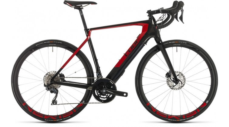CUBE AGREE C62 SL CARBON/RED