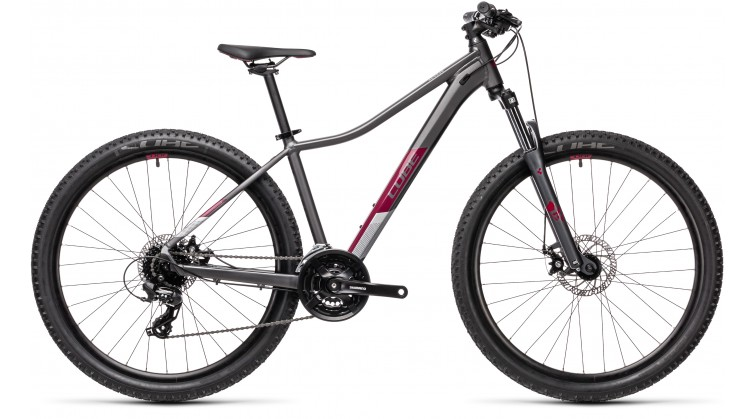 CUBE ACCESS WS GREY/BERRY 2021