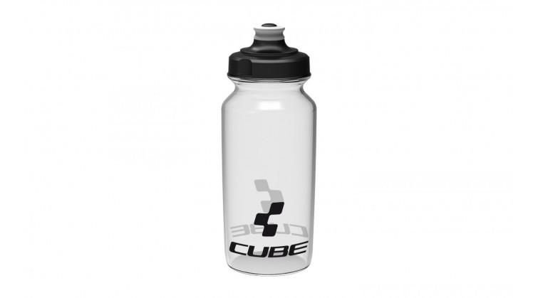 CUBE láhev 0,5l Icon transparent
