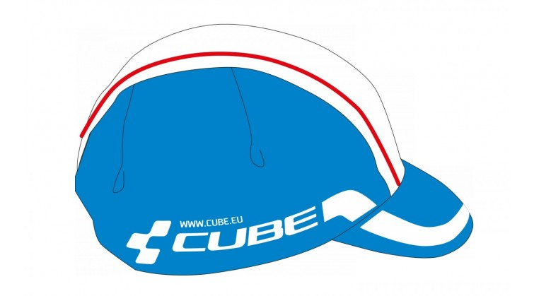 CUBE Teamline Race čepice (2014)