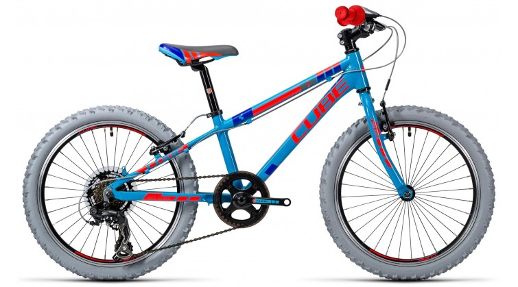 CUBE Kid 200 blue'n'red 2016