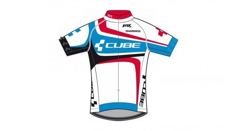 CUBE Teamline WLS dres S/S __