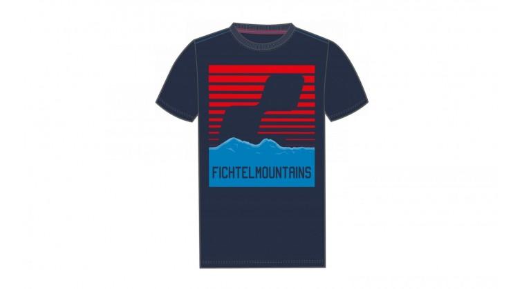 CUBE T-Shirt Fichtelmountains (2014) M