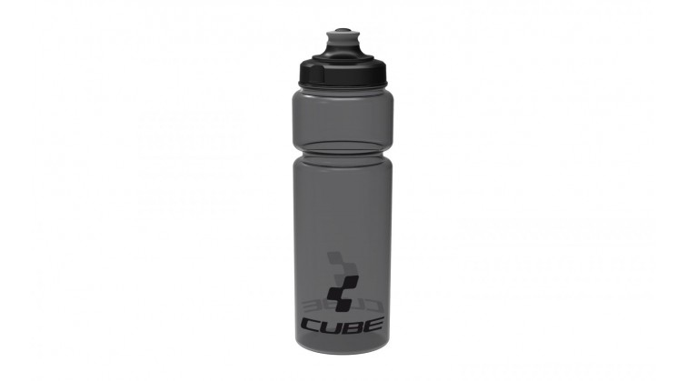 CUBE bottle 0,75l Icon black