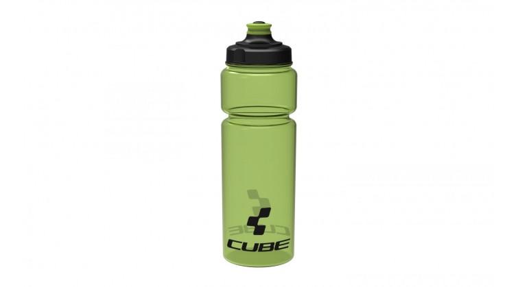 CUBE bottle 0,75l Icon green