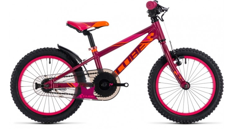 CUBE KID 160 GIRL BERRY PINK